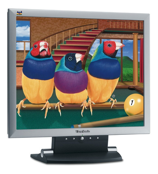 Monitor Lcd 17 Viewsonic Va702 12ms / Sxga 1280 X 1024