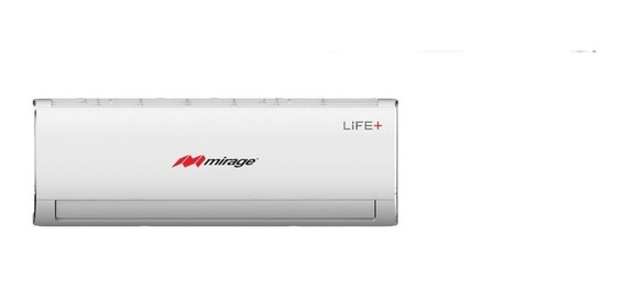 Aire Minisplit 110v Frio Mirage 1t R410a Life