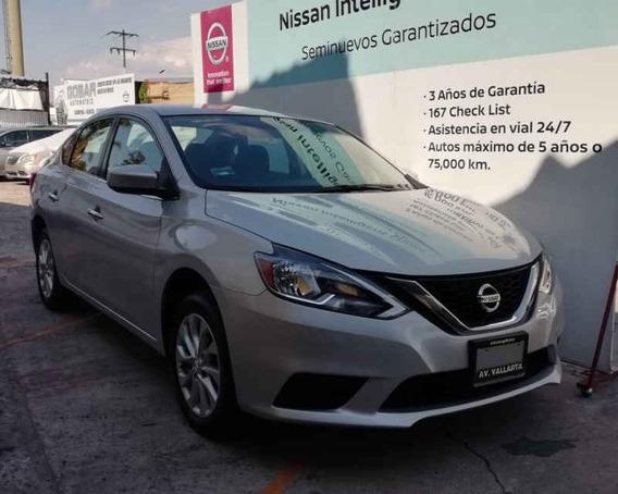Nissan Sentra 4p Sense L4/1.8 Aut