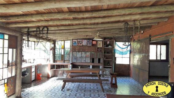 2174ro-casa Quinta Hermosa Arboleda 1,5ha 8 Boxes+quincho