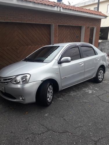 Toyota Etios 2013 1.5 16v Xs 4p