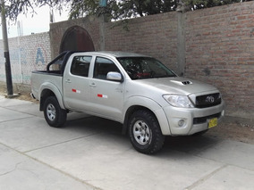 Toyota Hilux 4 X 4 Doble Cabina