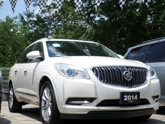 Buick Enclave Motor 3.6 2014 Blanco 5 Puertas