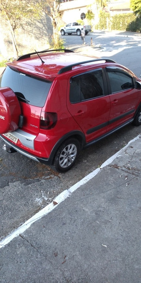 Volkswagen Crossfox 1.6 Vht Total Flex I-motion 5p 2014