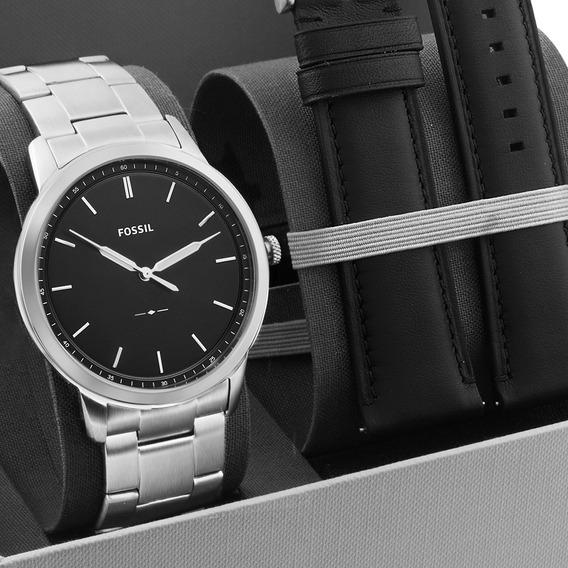 Relógio Masculino Fossil Internacional Garantia Original Nfe