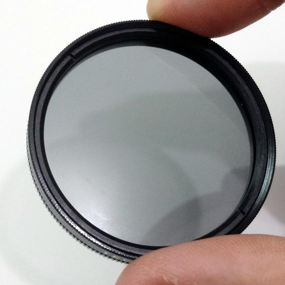 Filtro Polarizador Linear Techno 49mm Usado