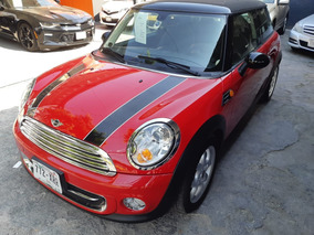 Mini Cooper 1.6 Pepper Aa Piel Qc At