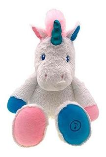 Magicalin Unicornio Peluche Con Luces Y Sonidos 36cms