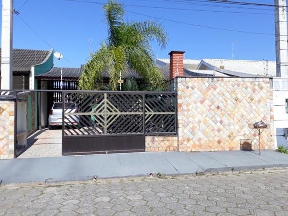 Casa Em Balneário Samburá, Peruíbe/sp De 250m² 3 Quartos Para Locação R$ 1.650,00/mes - Ca265744