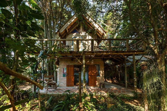 Casa Com 4 Dormitórios À Venda Por R$ 960.000 - Rio Tavares - Florianópolis/sc - Ca2276