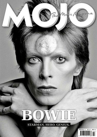 Mojo Revista Britânica - Bowie Starman
