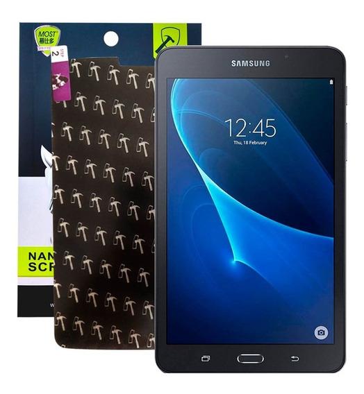 Película Nano Premium Tablet Samsung Tab A6 A 7 Sm T280 T285