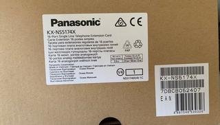 Tarjeta Panasonic Kx-ns5174x