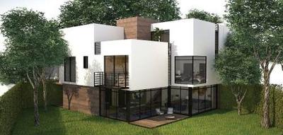 Residencias Con Jardín En Un Exclusivo Condominio Elegante Y Acogedor Col. Florida