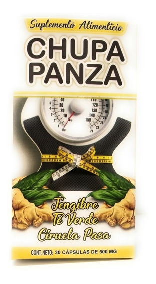 Pastillas Chupa Panza 100% Original Ideal Para Bajar Peso