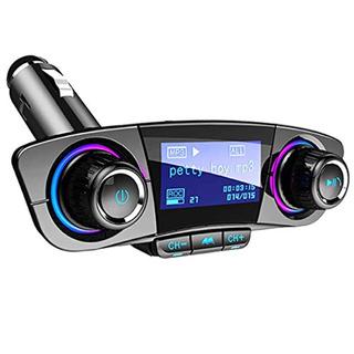 Jinserta Transmisor Fm Bluetooth Handfrees-calling