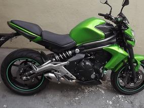 Kawasaki Er-6n Abs 2013 Verde