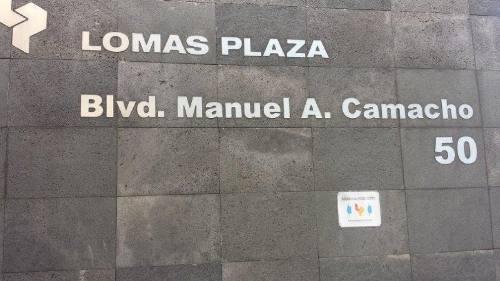 Rento Ofnas 650 Mtrs Lomas Corredor Palmas /reforma