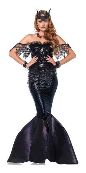 Disfraz Sirena Negra Halloween