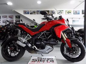 Ducati Multistrada1200 Roja 2014