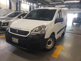Peugeot Partner 2018 Maxi