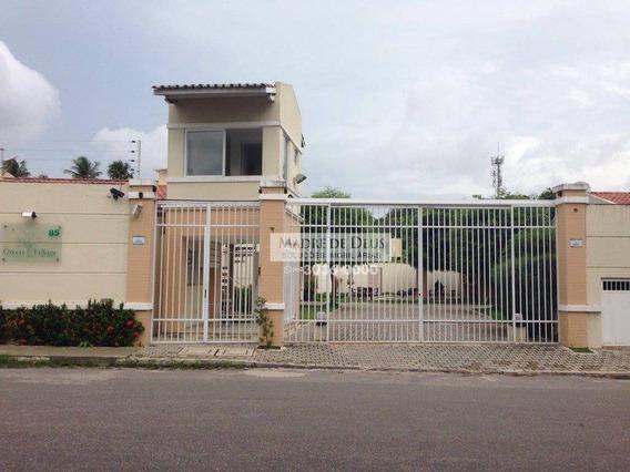 Casa Residencial À Venda, Lagoa Redonda, Fortaleza. - Ca0438