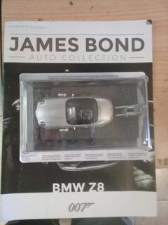 Coleccion Autos James Bond - La Nacion - N6 - Bmw Z8