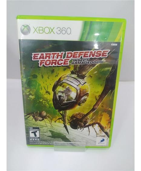 Earth Defense Force Insect Armagedon (seminovo) - Xbox 360