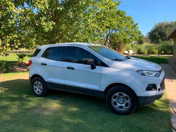 Vendo Ford Ecosport Muy Buen Estado