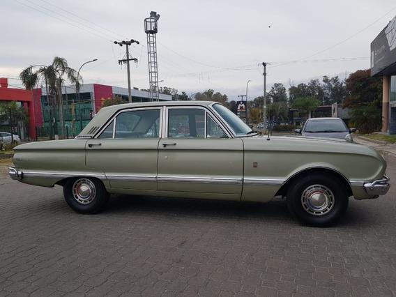 Ford Falcon Deluxe 1971 122.000kms Primera Mano