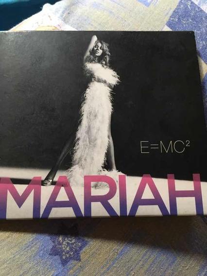 Mariah Carey E=mc2 Cd Musicpac