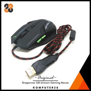 Mouse Gamer Dragon War G8 Unicorn