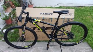 Vendo Trek X Caliber 9 Talle Small 17.5 Año 2016 Impecable!