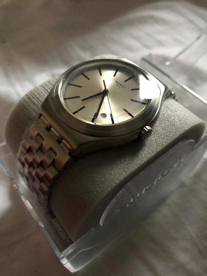 Relógio Swatch Mon Quotidien Yws429g Aço Inoxidável