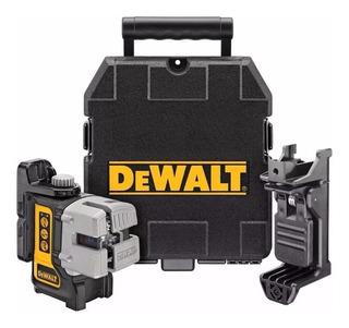Nivel Laser Autonivelante 30mt Proyeccion Cruz Dewalt Dw089k