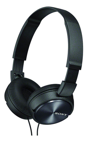 Auriculares Sony ZX Series MDR-ZX310AP black