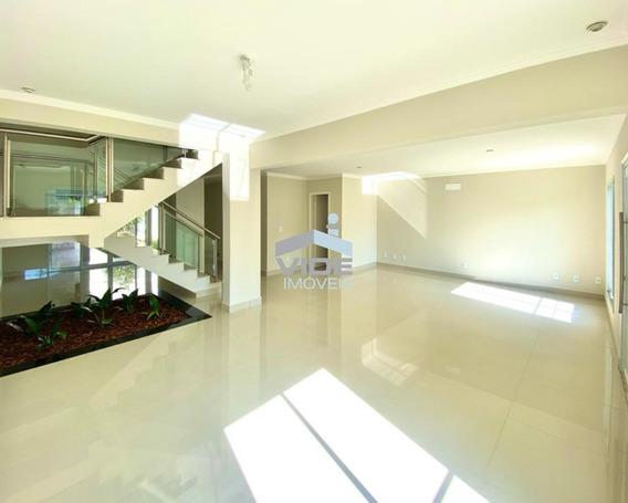 Vendo Casa Em Paulinia, Condomínio Residencial Paineiras, Com Quatro Quartos, Sendo Um Suíte Master. - Ca04051 - 67854487