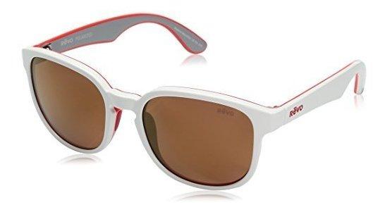 Gafas De Sol Polarizadas Revo Unisexadult Revo Re 1028 Kash