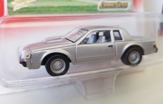 1987 Buick Regal Turbo T Ruedas Goma Johnny Lightning 1/64