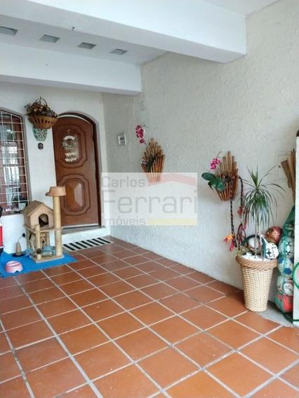Sobrado Com 2 Dormitórios, 1 Vaga Na Região De Santana - Cf22637
