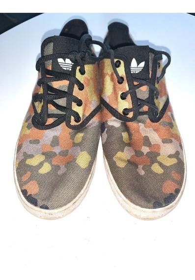 Zapatillas adidas Camufladas
