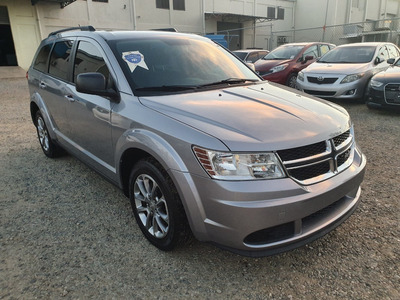 Dodge Journey 2015 4 Cilindros Eco