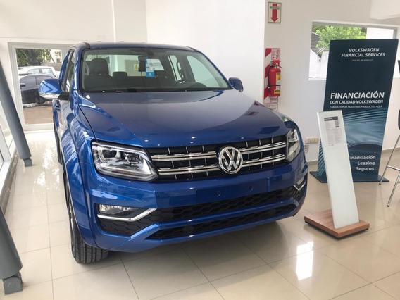 Volkswagen Amarok Highline 4x4 At 0km,contado, Nuevo (2)