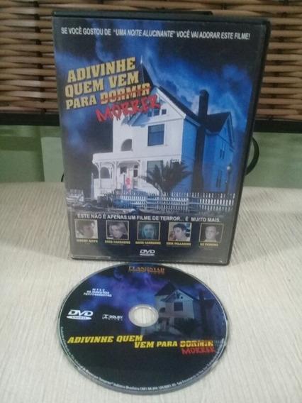 Dvd Adivinhe Quem Vem Para Morrer - Terror/comedia