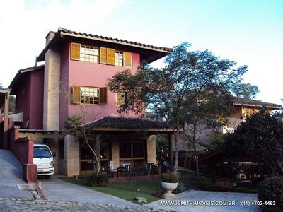 Casa Para Venda, 4 Dormitórios, Granja Viana - Carapicuíba - 1943