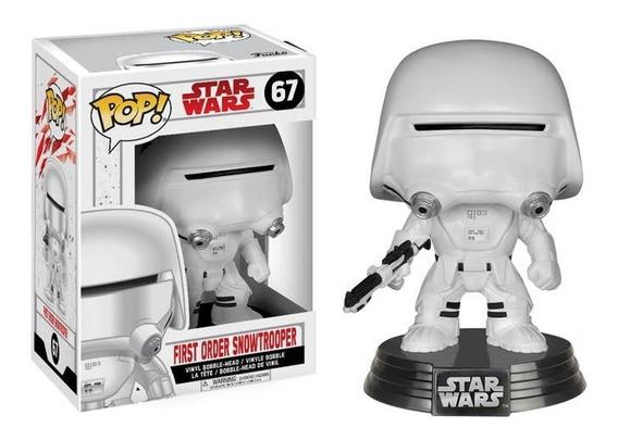 Figura Coleccionable Funko Pop Star Wars Jedi Snowtrooper