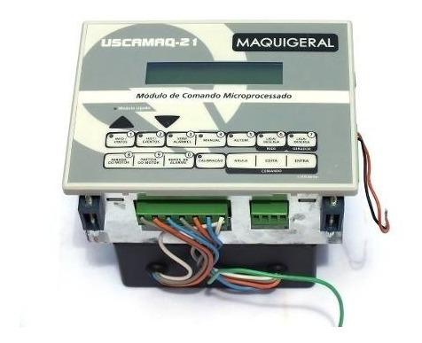 Módulo Controlador Microprocessado Uscamaq-21