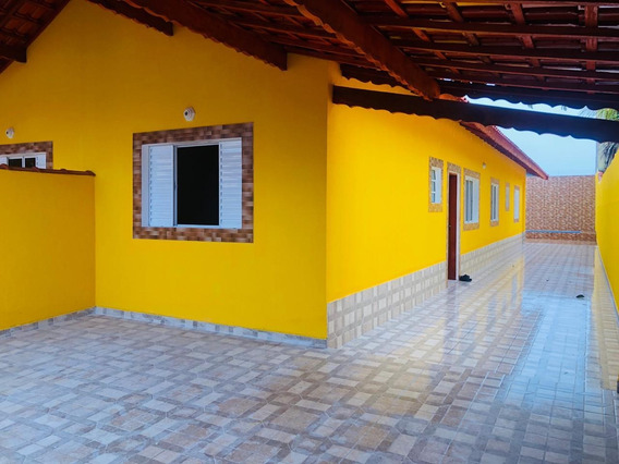 Casa Na Praia R$ 275 Mil Com Piscina