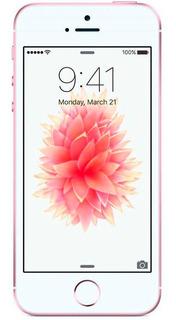 iPhone Se 32gb Ouro Rosa Seminovo Usado Seminovo Muito Bom