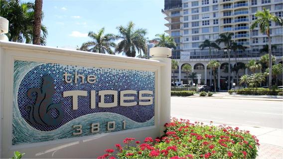 Alquiler Departamento En Miami Sobre La Playa